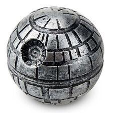 Star Wars Death Star Magnetic Tobacco Herb Grinder Zinc Alloy Crusher 3 Parts