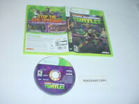 TEENAGE MUTANT NINJA TURTLES game only in case - Microsoft XBOX 360 system