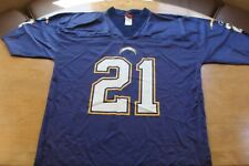 😍 San Diego Chargers Football Jersey Los Angeles Reebok Ladainian Tomlinson XL