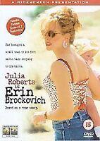 Erin Brockovich DVD (2000) Julia Roberts, Soderbergh (DIR) cert 15