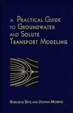 A Practical Guide to Groundwater and Solute Transport Modeling-ExLibrary