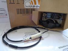 NUOVO orig. BMW SERIE 1 3 E81 E90 PASTIGLIE FRENO POSTERIORE E Sensore Di Usura - 34212288892