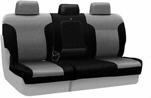 2007-2010 Hyundai Elantra Coverking 60/40 Rear Bench Seat Cover Leatherette NEW