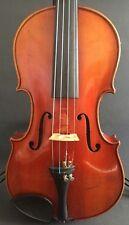 Vechio violino 7/8,old violin,Alte geige,Violon ancien.