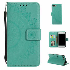 Flip Pattern Leather Wallet Stand Shockproof Case Cover For iPhone 6 7 8 X 11 12