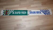 Schal - SK Rapid Wien gegen Dinamo Minsk - 10.12.2015