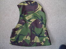 Welding hood- Fleece lined -Green camouflage