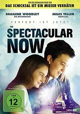 THE SPECTACULAR NOW (Miles Teller) -  DVD - PAL Region 2 - Sealed