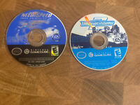 Need for Speed: Underground 2 & Hot Pursuit Disc Only (Nintendo Gamecube, 2004)
