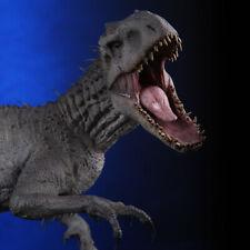 CHRONICLE Jurassic Park World Indominus Rex T-Rex Statue Figure NEW