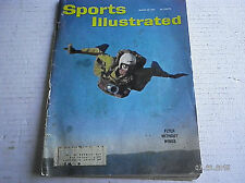 SPORTS ILLUSTRATED MARCH 20, 1961