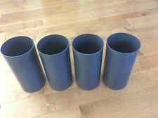 """(4) Deslauriers Small Rim Mold 4""""x8"""" BIO-CYLINDER™ Concrete Test Cylinders TC-4"""