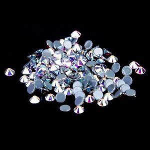 1440p Iron On Hotfix Crystal Rhinestones Hot Fix Stones Many Colors Wholesale