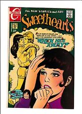 """SWEETHEARTS #121  [1971 GD-VG]  """"WHEN HE'S AWAY?"""""""