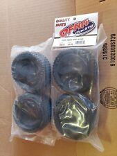 Ofna hobao hyper 9e 1/8 buggy tire set tires square spike 4pcs super deal #29075