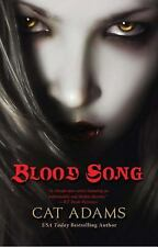 Blood Song by Cat Adams SC new