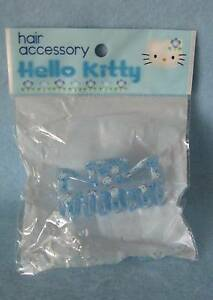 Sanrio Hello Kitty Hair Accessory Hair Claw Clip  Vintage 1976-2003 New