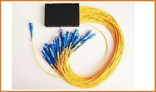 1x16 Single Mode PLC Splitter Module SM SC/UPC 2M 1260-1650 nm