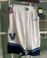 Men's Nike Villanova Wildcats Team Basketball Shorts BV2587-100 NWT Size S