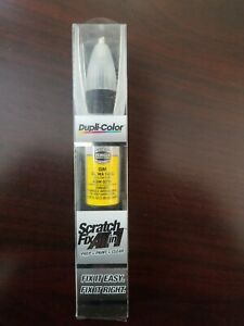 Duplicolor Scratch Fix All In 1 GM AGM0576 Yellow Zinc 34, WA9414