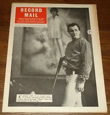 RECORD MAIL MAGAZINE JAN 1966 PJ PROBY THUNDERBALL JANIE JONES CARRY ON CILLA