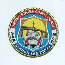 Uscg Uniited States Coast Guard Sar Mle Station San Diego 41407 dia 4-1/2 #1029