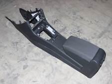 VW Passat 3C Mittelkonsole lang hinten schwarz Becherhalter Mittelarmlehne