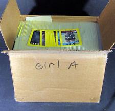 1984 Topps Supergirl Bulk Vending Sticker Case (4500 Cards)
