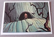 Figurine PANINI : TARZAN N°145 - Edgar RICE BURROUGHS 1976 1977 1978 - Vignette