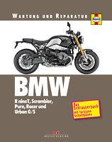 BMW R nineT Scrambler Pure Racer Urban G S Reparaturanleitung Reparatur/Handbuch