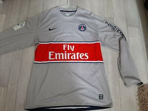 Maillot PSG 2008-2009 Porté/Préparé HOARAU