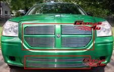 Fits 2005-2007 Dodge Magnum Billet Grille Combo