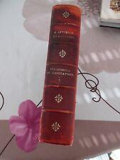 rf599 LETULLE ET PRUVOST DIAGNOSTICS DE LABORATOIRE 1924 TOME 1 MALOINE PARIS