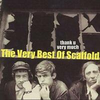 Scaffold : The Very Best Of: Thank U Very Much CD (2002) ***NEW*** Amazing Value