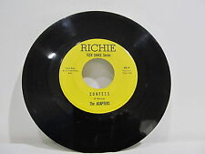 "45 RECORD 7"" SINGLE - THE ADAPTERS- CONFESS"