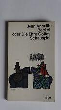 T076-Jean Anouilh-Beckett ou l'honneur de Dieu 1963