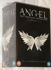 Angel - Colección Completa 30 DVD BOX SET (Buffy Cazavampiros) GB R2 SELLADO