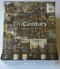 NEW & SEALED VHS Box Set: ABC News Presents The Century with Peter Jennings