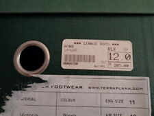 ViVOBAREFOOT TERRPLANA Shoes SZ 12 Leather Terra Plana