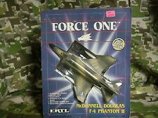 "ERTL FORCE ONE ""McDONNELL DOUGLAS F-4 PHANTOM II US MARINES Die-Cast NIP (M-358)"
