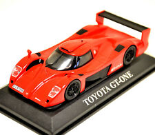 TOYOTA GT-ONE 1:43