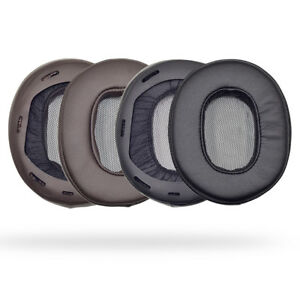 Replacement Earpads Ear Pads Cushions for Sony MDR-1A MDR-1ADAC 1ABT Headphones