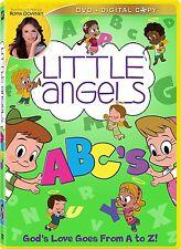 Little Angels: ABCs (DVD, 2012)