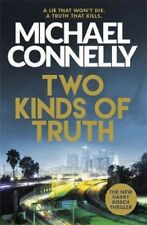 Two Kinds of Truth: The New Harry Bosch  by Michael Connelly NEW Hardback #shlf