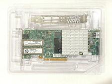 NEW! HP NC523SFP DUAL PORT 10GB SERVER NETWORK ADAPTER P/N 593715-001 w BRACKETS