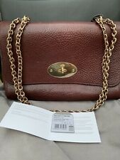 Mulberry Oxblood Medium Lily BNWT