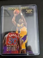 1996-97 Fleer Kobe Bryant Rookie Card RC #203 Los Angeles Lakers NM/MT!!!!!