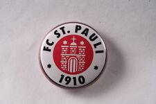 "FC St Saint Pauli Football Soccer Team Leftist Ultra Pin Badge Button New 1"""