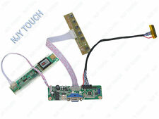 VGA LCD Controller Board For B154EW02 N141I1 N154I1 LP141WX3 1280x800 LCD Screen