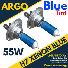 H7 XENON BLUE HEADLIGHT BULBS FIAT 500 PUNTO STILO SX